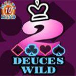 Deuces Wild (10 Hands)